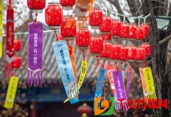 台儿庄古城:赏花灯、猜灯谜、看民俗、品美食
