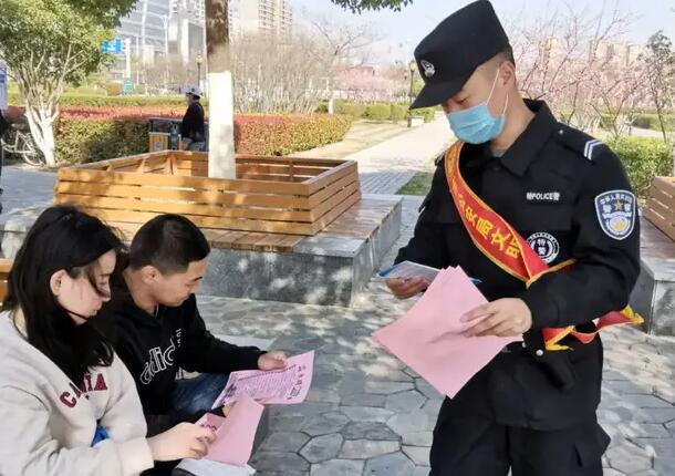 亳州市公安局特警支队辅警李井龙:青春浇铸警魂 守护药都平安